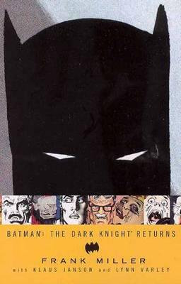 Batman Dark Knight Returns TP book