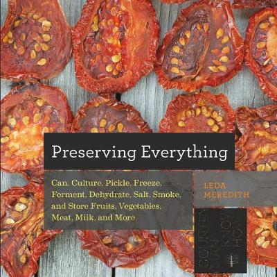 Preserving Everything book