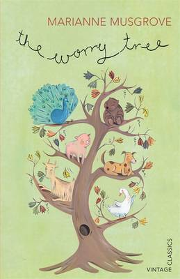 Worry Tree book