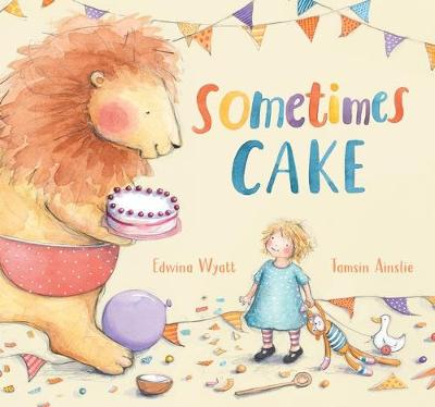 Sometimes Cake book