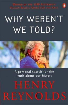 Why Weren't We Told? book