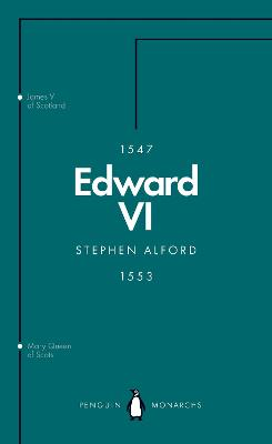 Edward VI (Penguin Monarchs) book