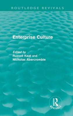 Enterprise Culture book