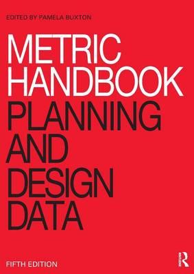 Metric Handbook by Pamela Buxton