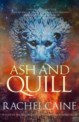 Ash and Quill by Rachel Caine
