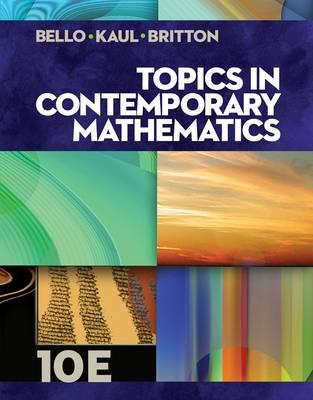 Topics in Contemporary Mathematics by Ignacio Bello