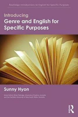 Introducing Genre and English for Specific Purposes by Sunny Hyon
