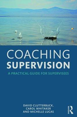 Coaching Supervision by David Clutterbuck