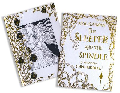 The Sleeper and the Spindle: Deluxe Edition by Neil Gaiman