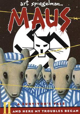 Maus II by Art Spiegelman