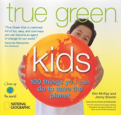 True Green Kids book