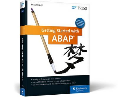 Getting Started with ABAP book