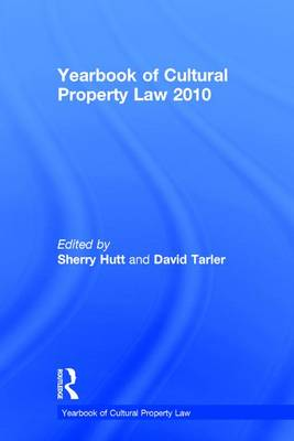 Yearbook of Cultural Property Law 2010 book