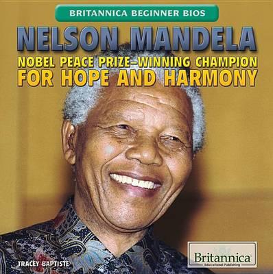 Nelson Mandela by Tracey Baptiste