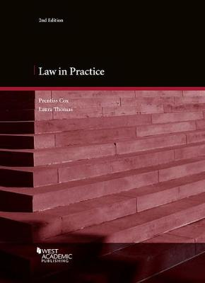 Law in Practice by Prentiss Cox