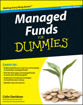 Managed Funds for Dummies, Australian Edition by Newbould