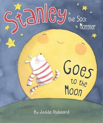 Stanley the Sock Monster Goes to the Moon book