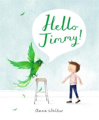 Hello Jimmy! book