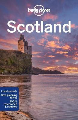 Lonely Planet Scotland book
