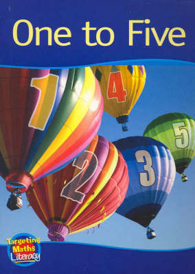 One to Five Reader: One to Ten by Katy Pike