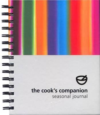 Cook's Companion Seasonal Journal by Stephanie Alexander