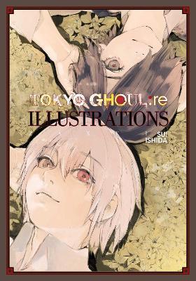 Tokyo Ghoul:re Illustrations: zakki by Sui Ishida
