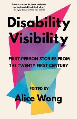 Disability Visibility book