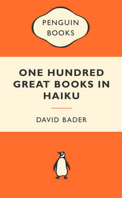 One Hundred Great Books in Haiku book