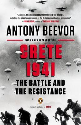 Crete 1941 by Antony Beevor