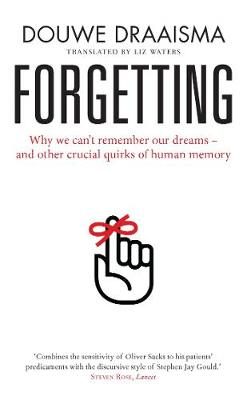 Forgetting by Douwe Draaisma
