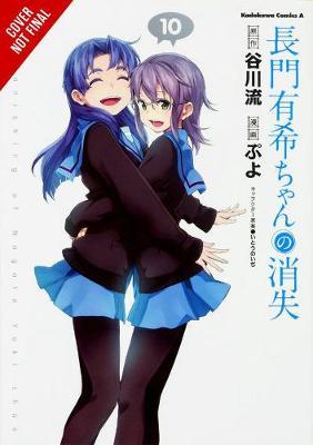 Disappearance of Nagato Yuki-chan, Vol. 10 book