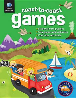 Coast-To-Coast Games by Rand McNally