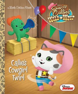 Callie's Cowgirl Twirl by Melissa Lagonegro