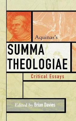 Aquinas's Summa Theologiae by Brian Davies