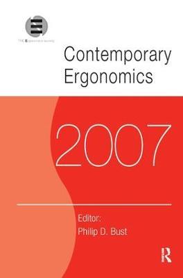 Contemporary Ergonomics 2007 book