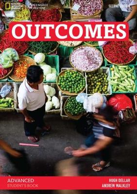Outcomes Advanced with Access Code and Class DVD by Hugh Dellar