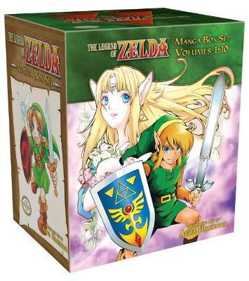 Legend of Zelda Box Set by Akira Himekawa