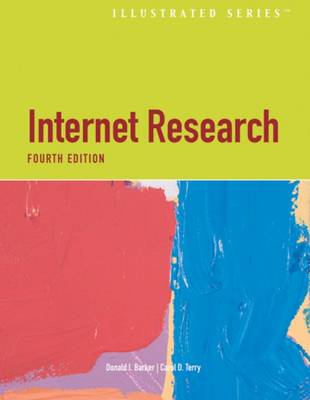 Internet Research Illustrated by Carol G. Terry