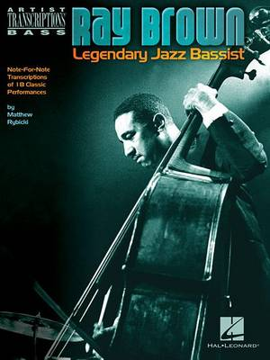 Ray Brown by Ray Brown