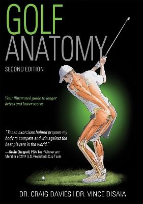 Golf Anatomy 2nd Edition by Craig Davies