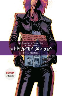 The Umbrella Academy Volume 3: Hotel Oblivion book