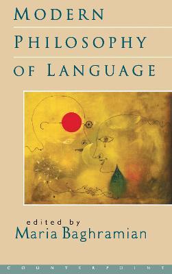 Modern Philosophy of Language book