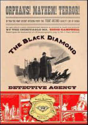 The Black Diamond Detective Agency by Eddie Campbell