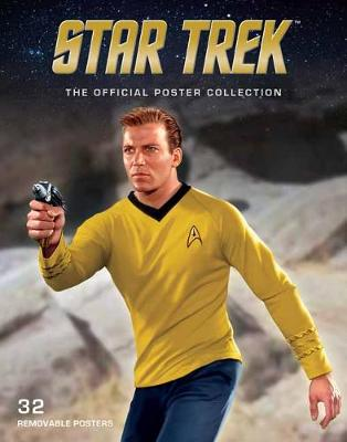 Star Trek: The Official Poster Collection book