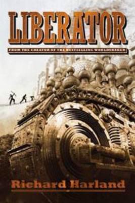Liberator book