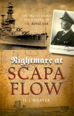 Nightmare at Scapa Flow book