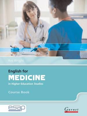 English for Medicine Course Book + CDs book
