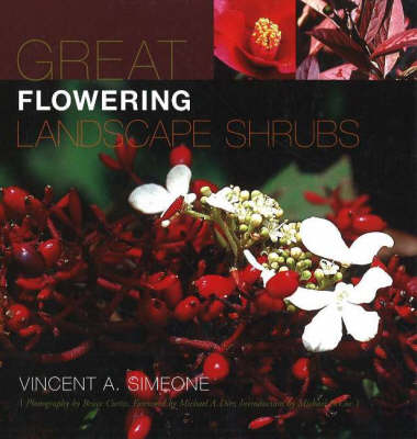 Great Flowering Landscape Shrubs by Vincent A. Simeone