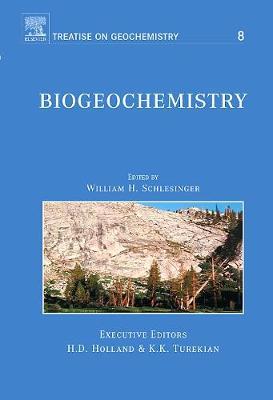 Biogeochemistry book