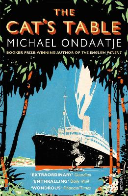 Cat's Table by Michael Ondaatje